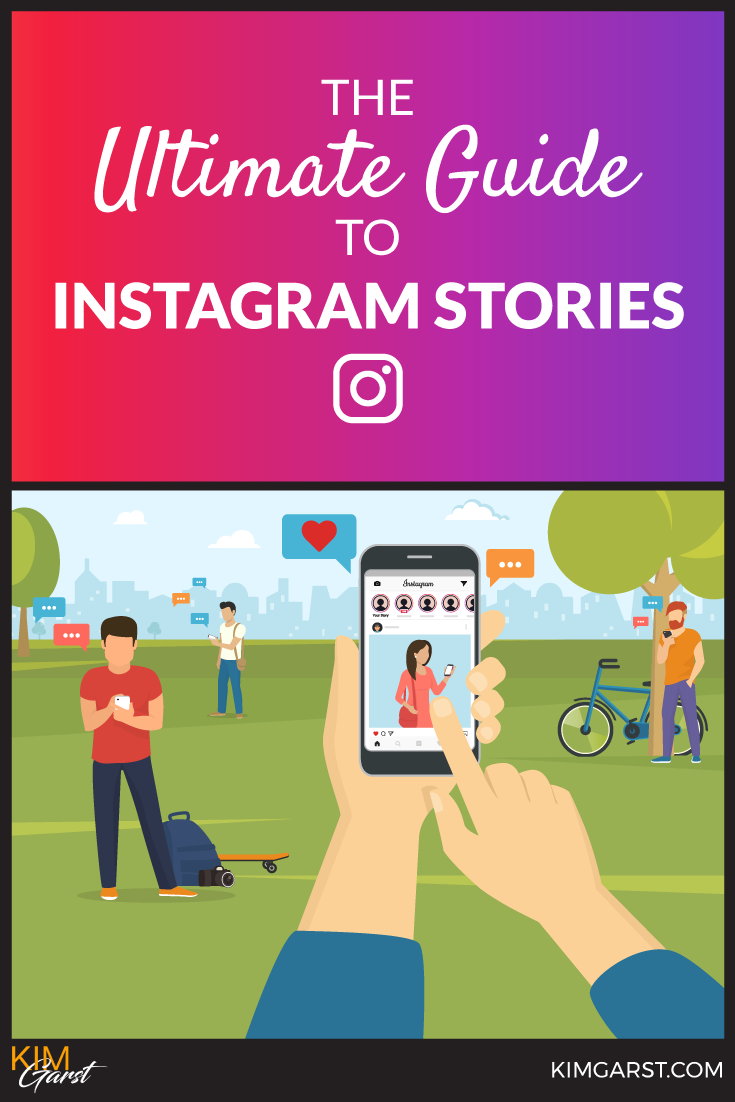 The Ultimate Guide to Instagram Stories - EVERYTHING you need to know to more effectively use Instagram Stories for business and personal use.