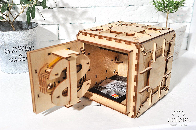puzzle safe