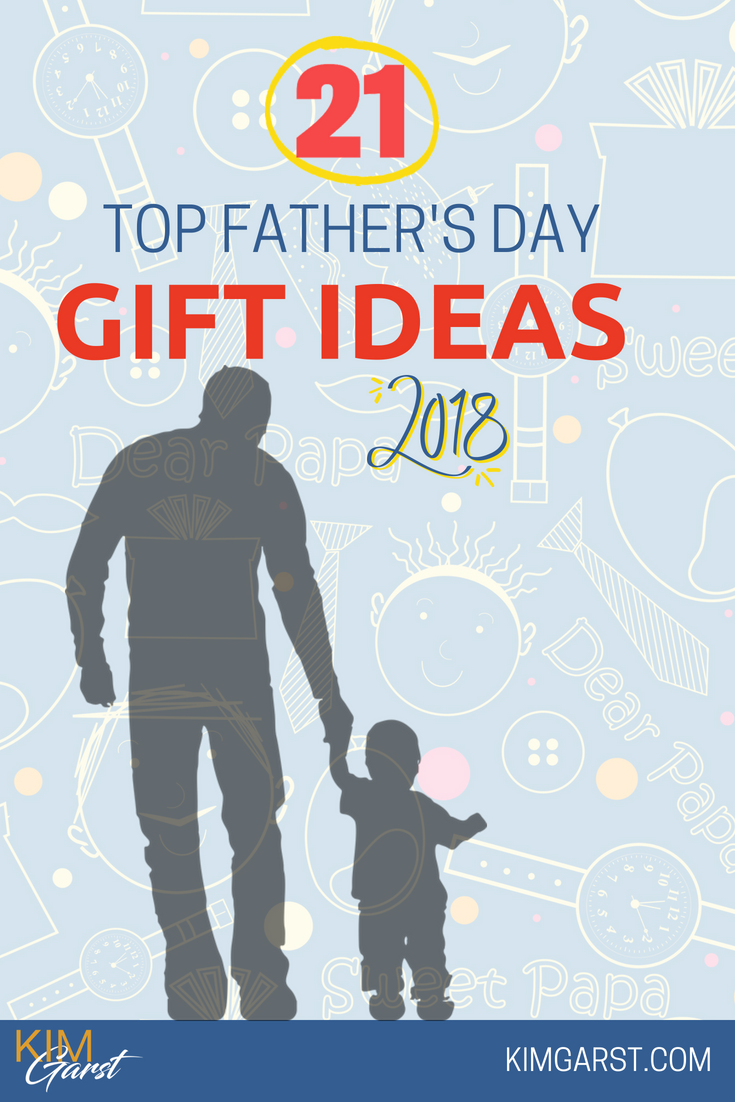 Top 21 Father's Day Gift Ideas for 2018 #FathersDay