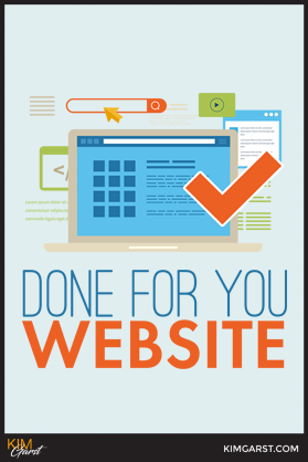 Need to Start Building Your Brand, but don't have the time and the skills to set up your own website? We'll Build And Design Your Website For You!