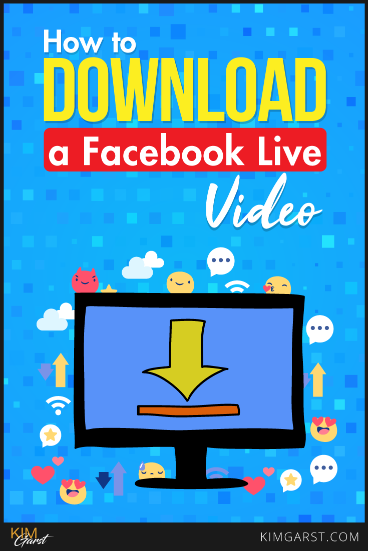 how to get url from facebook live stream