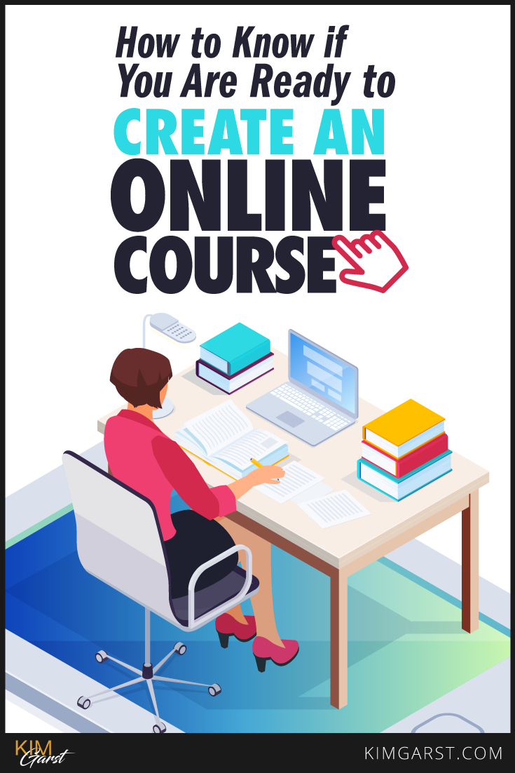 How to Know You are READY to Create A SUCCESSFUL Online Course