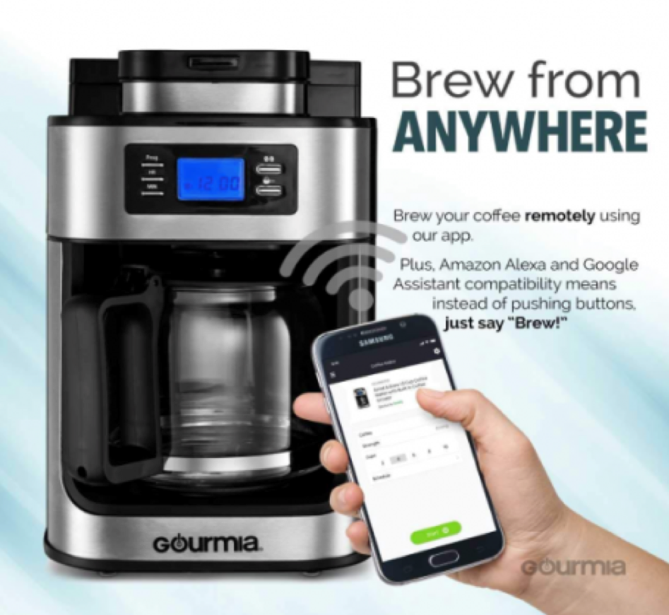 WiFI Coffee Maker