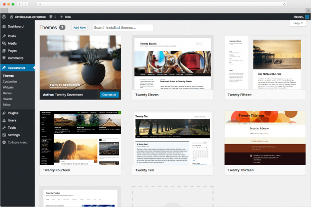 To generate passive income, use WordPress to build your website.