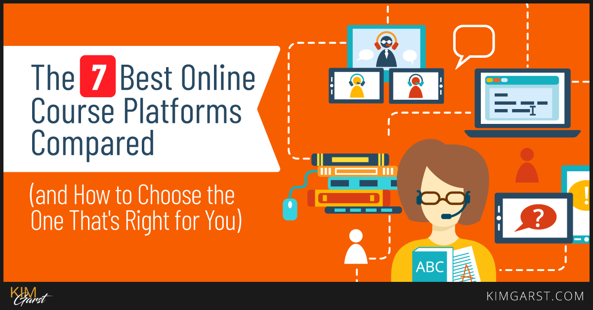 The 7 Best Online Course Platforms Compared (and How to