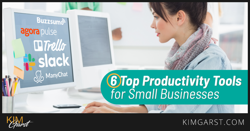 productivity tools for small businesses