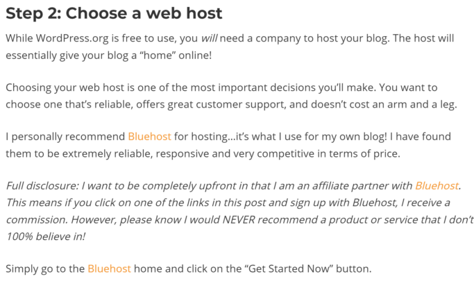 Blue-Host-Affiliate-Example