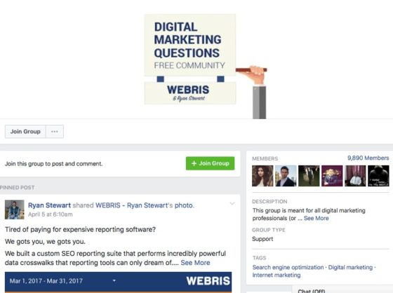 Public-Group-Facebook