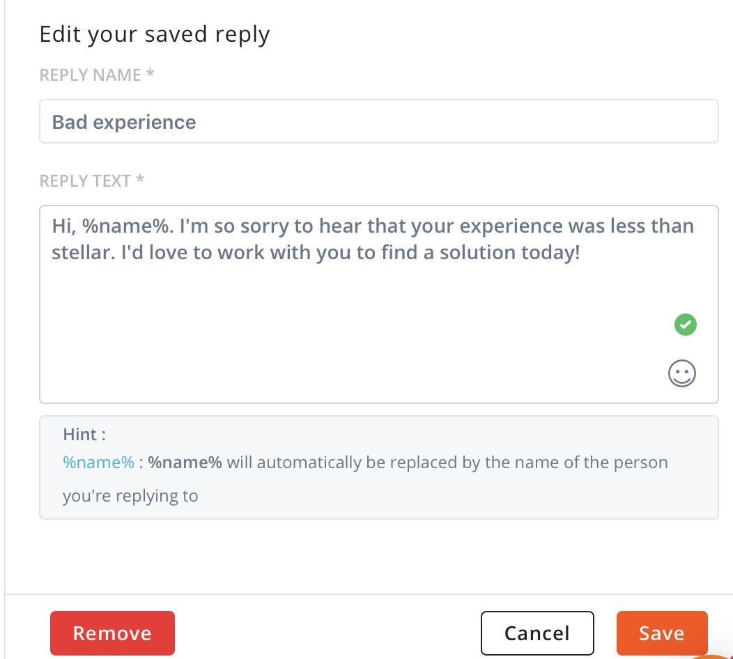 save-reply-agorapulse