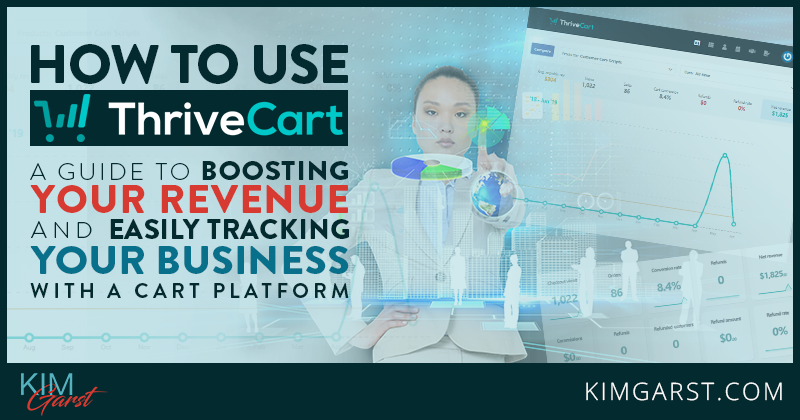 how to use thrivecart