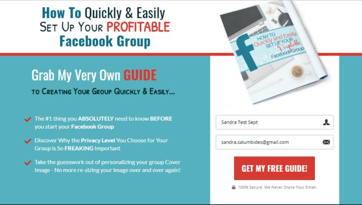 marketing funnel for your membership program