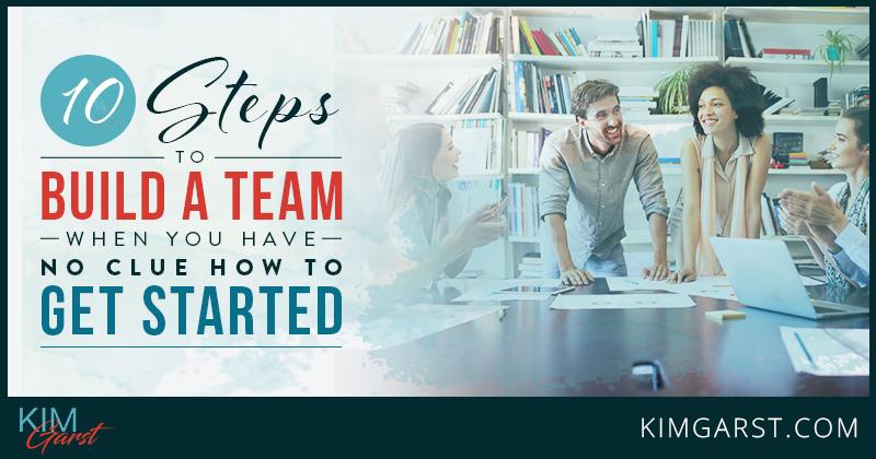 Build a team