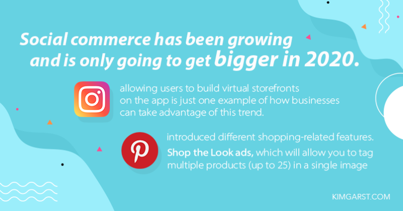 social commerce is growing