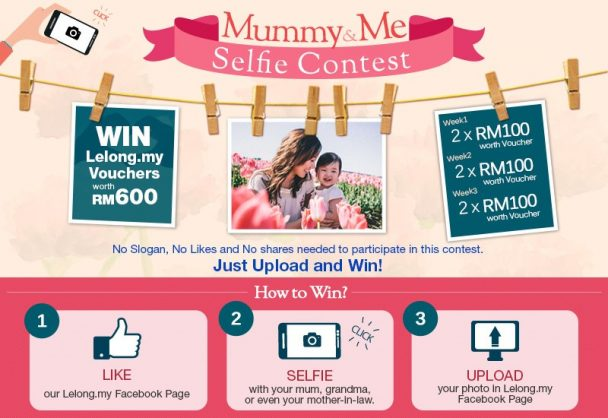 share-a-selfie-contest