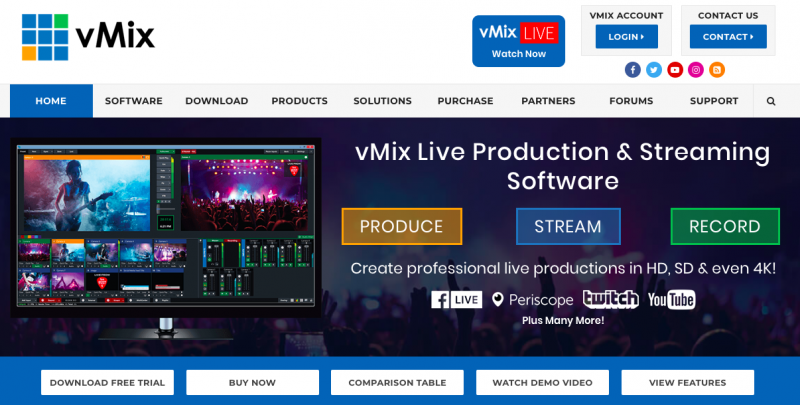 Vmix-Streaming-Apps