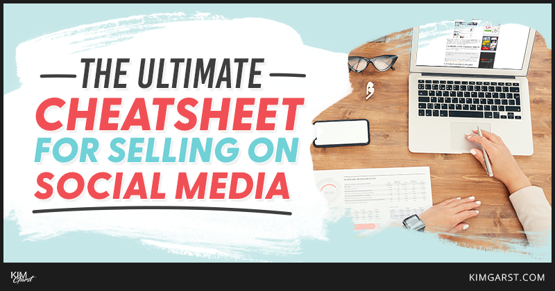 Ultimate Social Selling Cheatsheet