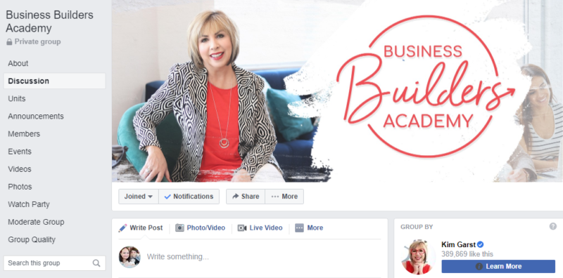 Kim's Business Builders Academy