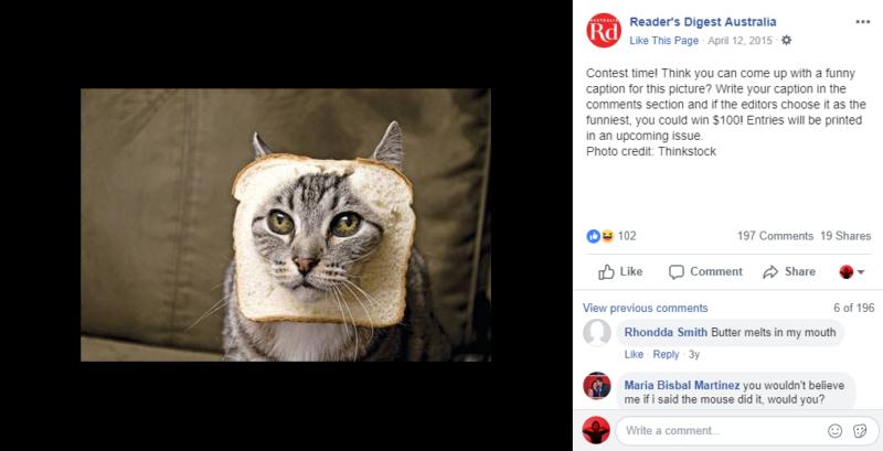 Facebook競賽創意-標題照片