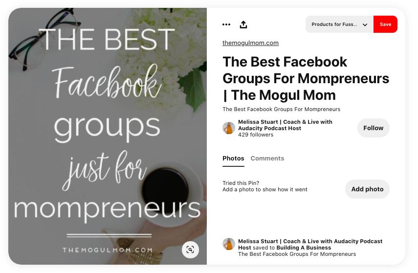 pinterest-to-grow-facebook-group-blog
