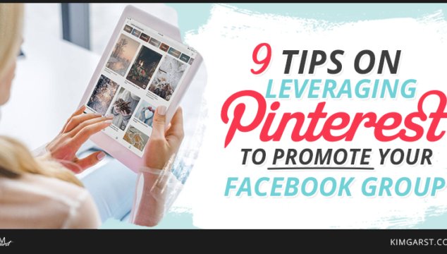 tips on leveraging pinterest