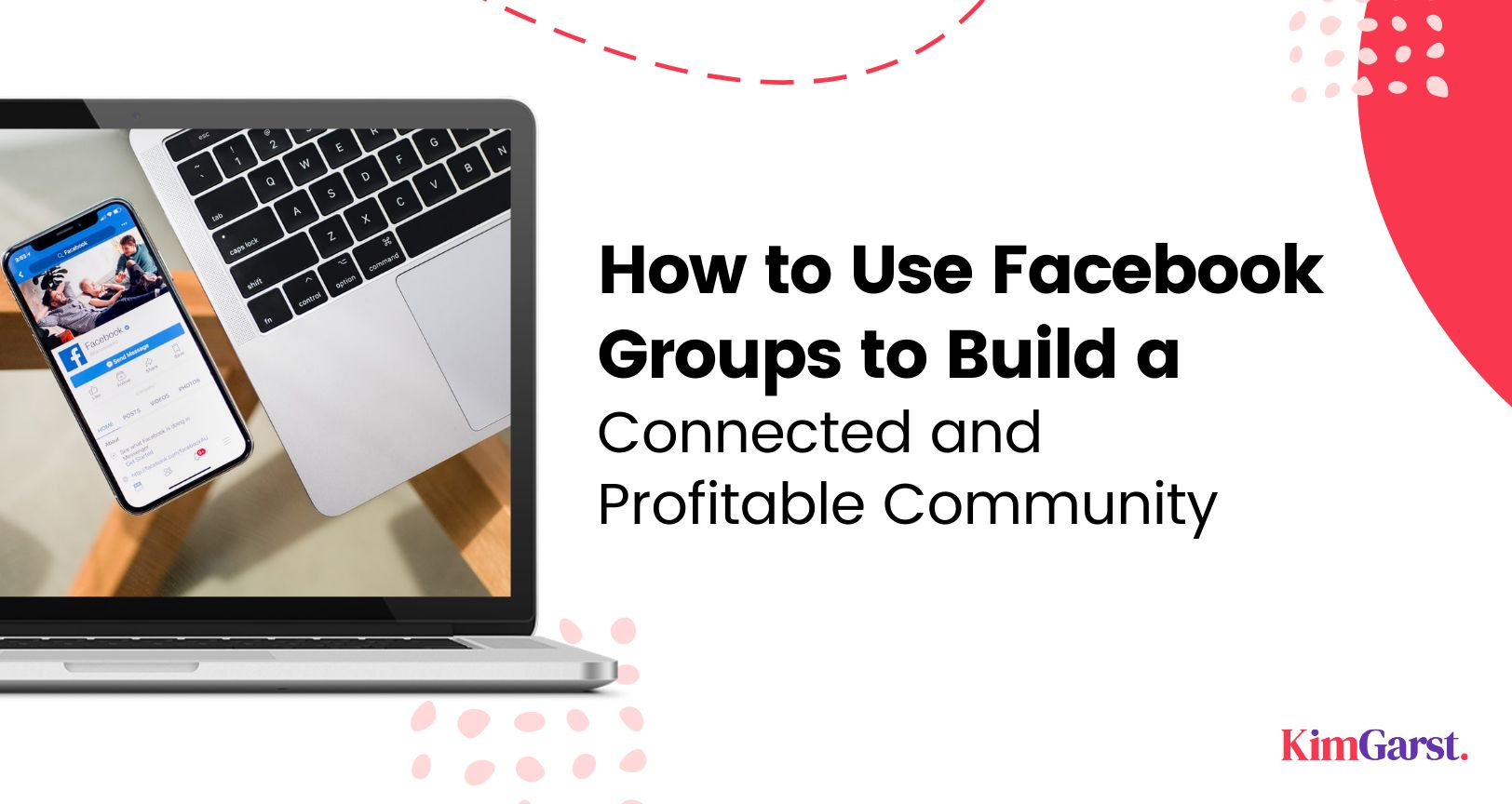 facebook groups to build a community