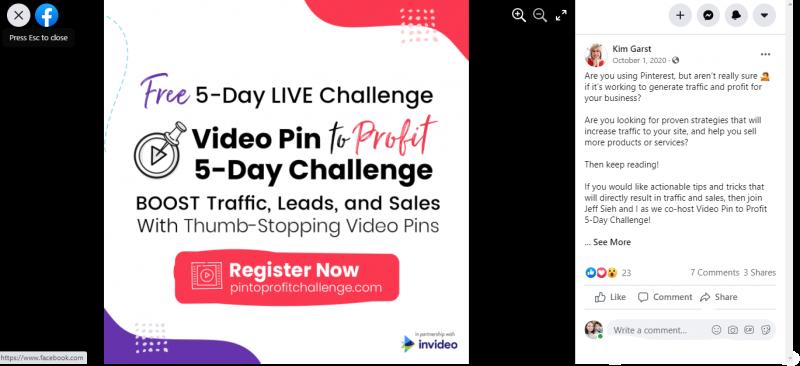 challenge-facebook-post-idea