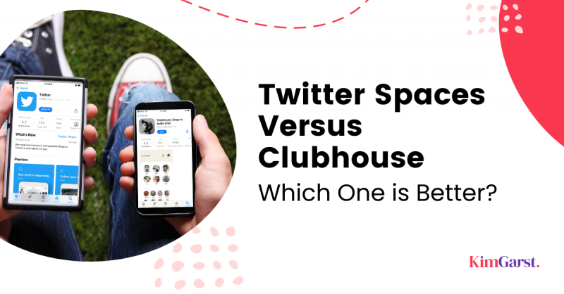 twitter spaces versus clubhouse