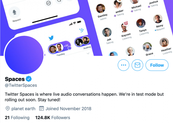 what-is-twitter-spaces