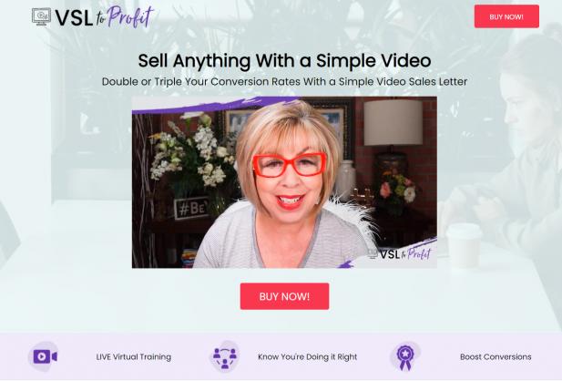 video-sales-letter-sales-page